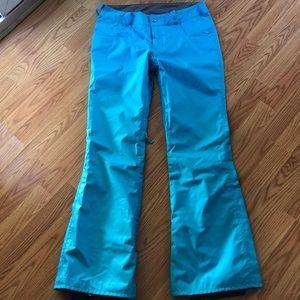 Burton women's dry ride snowboard pants